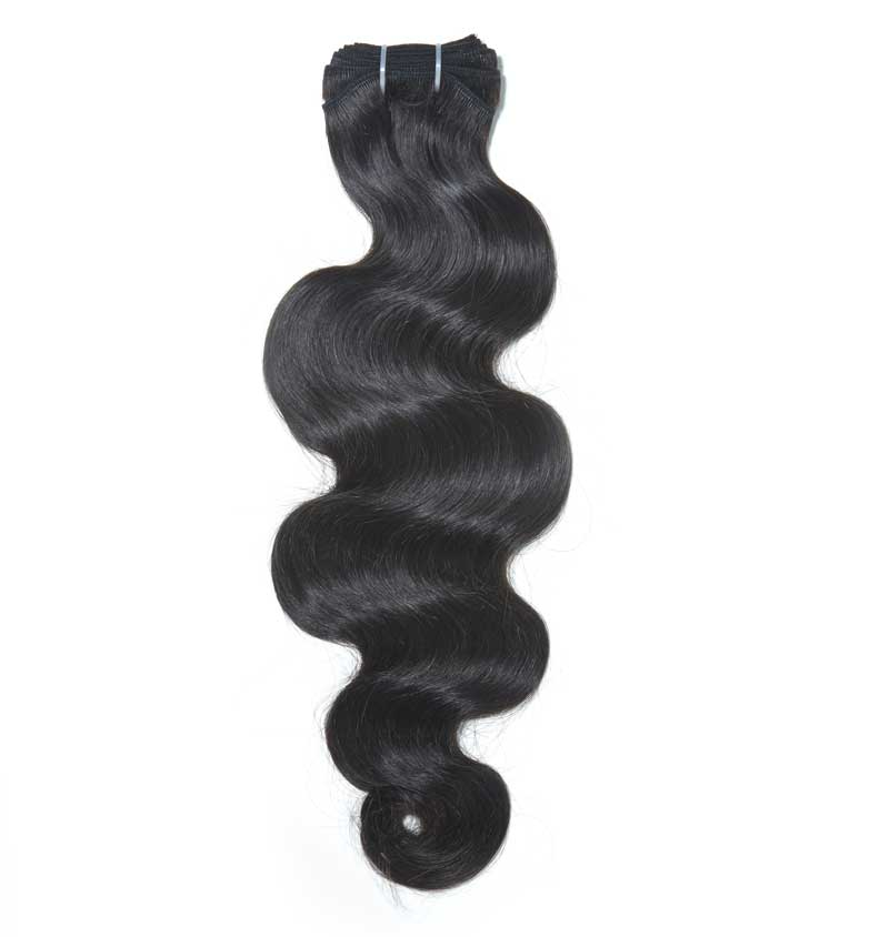 "14"" body wave curl hair"